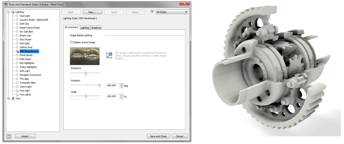 5 Steps to Making Your Inventor Project Realistic – Procad